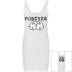 Forever Friends Jersey TankDress
