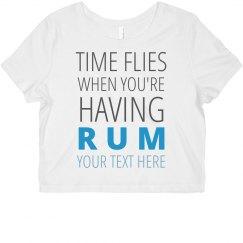 Funny Having Rum Spring Break
