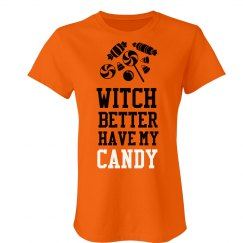 Witch Owes Me Candy