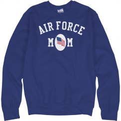 Air force mom