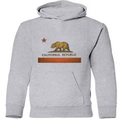 California Republic Sweater (Gold Bar)