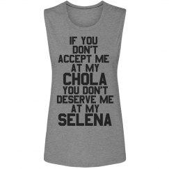 Accept Chola Deserve Selena