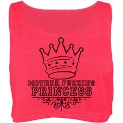 Princess Crop Top