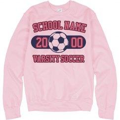 Varsity Soccer Team
