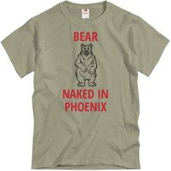 Bear naked in phoenix