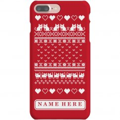 Christmas Cat Phone Case