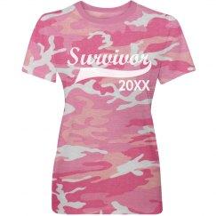 Survivor Pink Camo