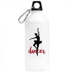 Ballet water bottle