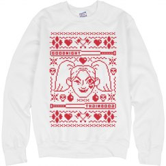 Harley Quinn Ugly Sweater