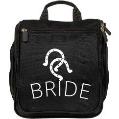 The Brides Make Up Bag
