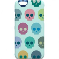 Colorful Skull Cute Pattern