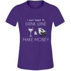 Drink Wine and Make Money