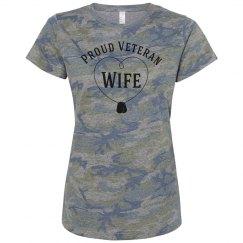Proud Veteran Wife