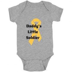 Daddy's Little Soldier