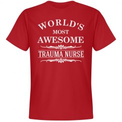 Awesome Trauma Nurse