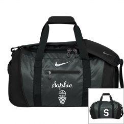 Sophie basketball bag
