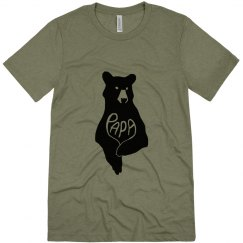 Father's Day Papa Bear Shirt