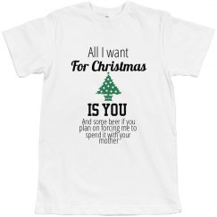 Xmas wishes (men's tee)