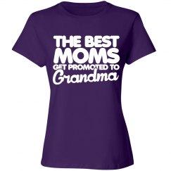 New Grandma to be