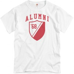 Alumni Year Shield