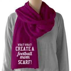 Football Mom Scarves