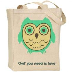 'Owl' you need is love bag
