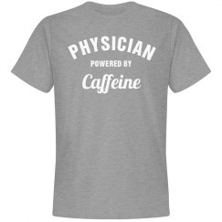 Physician powered by Caffeine