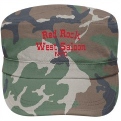 Red Rock West Saloon Gasoline Hat