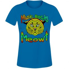 Music Rocks Meowt