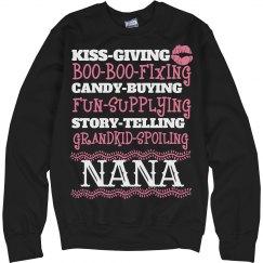 best nana