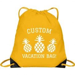 Custom Sun Beach Bag