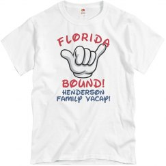 Florida Family Vacation