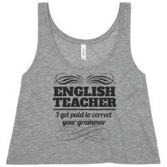 The Grammar Teacher