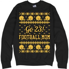 Go Football Ugly Sweater!
