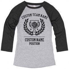Custom Volleyball Champion