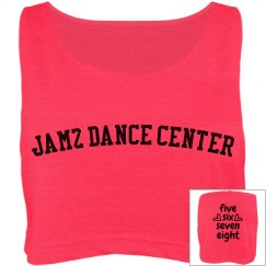 Jamz Dance Center Crop