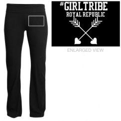 Girl tribe-- yoga pants