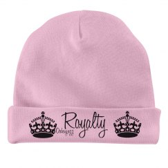 Royalty Baby Girl Beanie