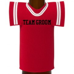 Bottle Coozie Groom