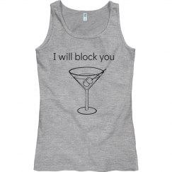 Block you