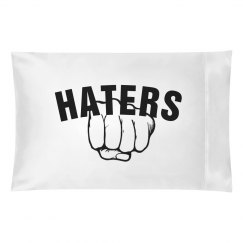 The Hater Pillow