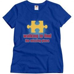 Walking To Find