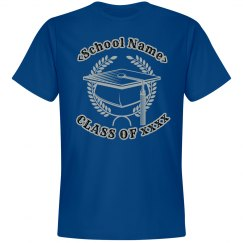 Personalized Class Of 2016 Tee