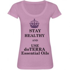 Stay Healthy doTERRA Shirt