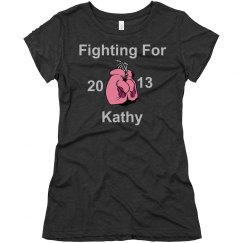 Fighting For Cancer Tee