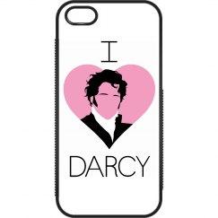 I Heart Darcy iPhone