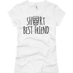 Short Coffee Best Friend