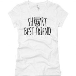 Short Coffee Best Friend