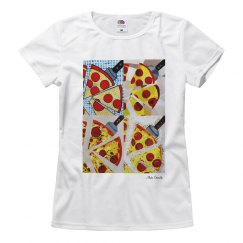 Pizza, Pizza, Pizza Tee
