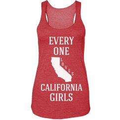 Everyone loves california girls